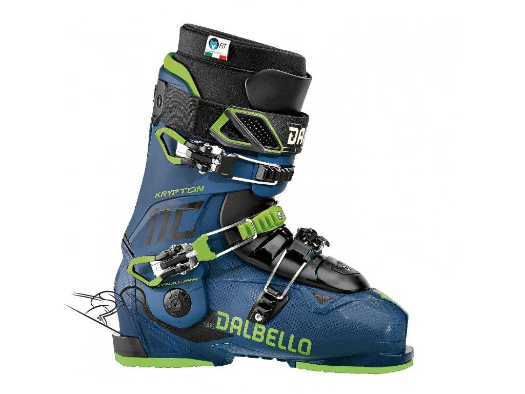 Dalbello KRYPTON 110 ID D1810103 00 skiexpert