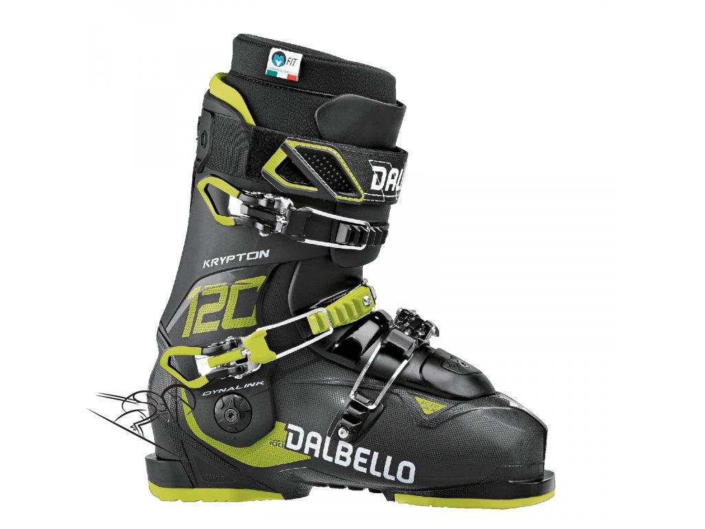 Dalbello KRYPTON AX 120 ID D1811101 00 skiexpert