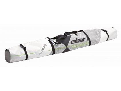 Ski bag lady