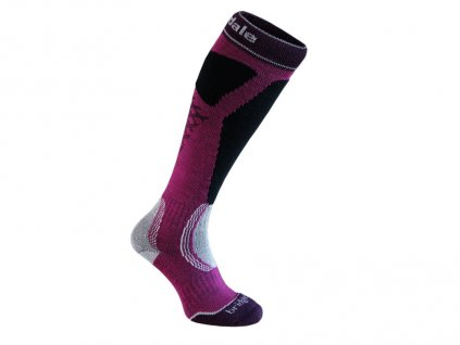 BRIDGEDALE Alpine Tour W, magenta/black