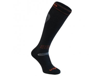 BD ski ultra fit black orange skiexpert