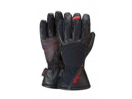 RAB guide glove blk qag 99 bl se