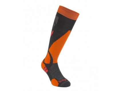BRIDGEDALE Lightweight UNI, graphite/orange