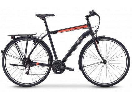 2019 BREEZER LIBERTY R 23+ SATIN BLACK cyklo trtik brno