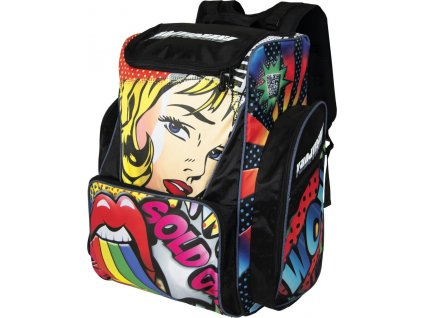 zavodni bag na boty ENERGIAPURA RACER BAG FASHION POP ART skiexpert cz