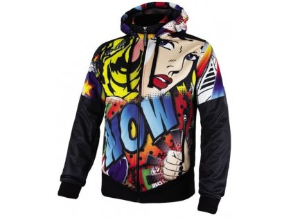 Softshell bunda ENERGIAPURA POP ART JUNIOR skiexpert cz