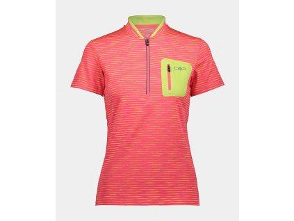 31C7846p wmn t shirt free bike pink