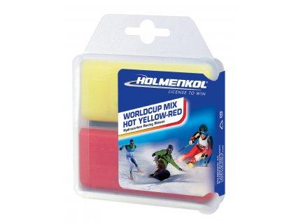 6365 holmenkol wc mix hot red yellow 2x35g