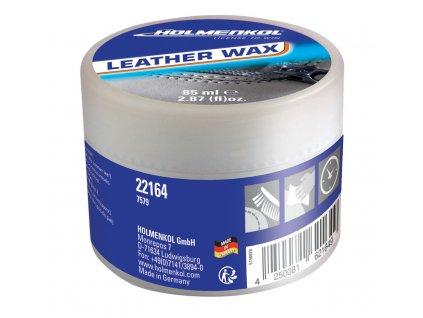 6422 holmenkol leather wax 85ml 2016 2017