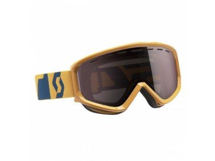 Scott Level yellow 2445925261313 skiexpert