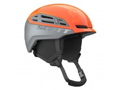 Scott couloir 2 orange grey 2545851011 skiexpert