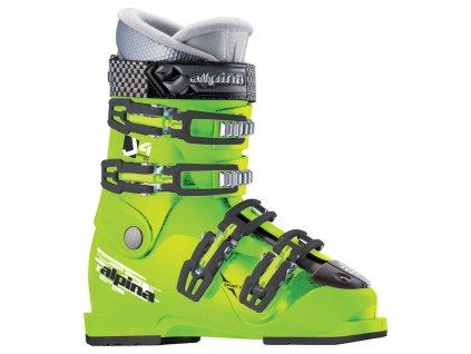 ALPINA j4 green 3E63 1 SKIEXPERT