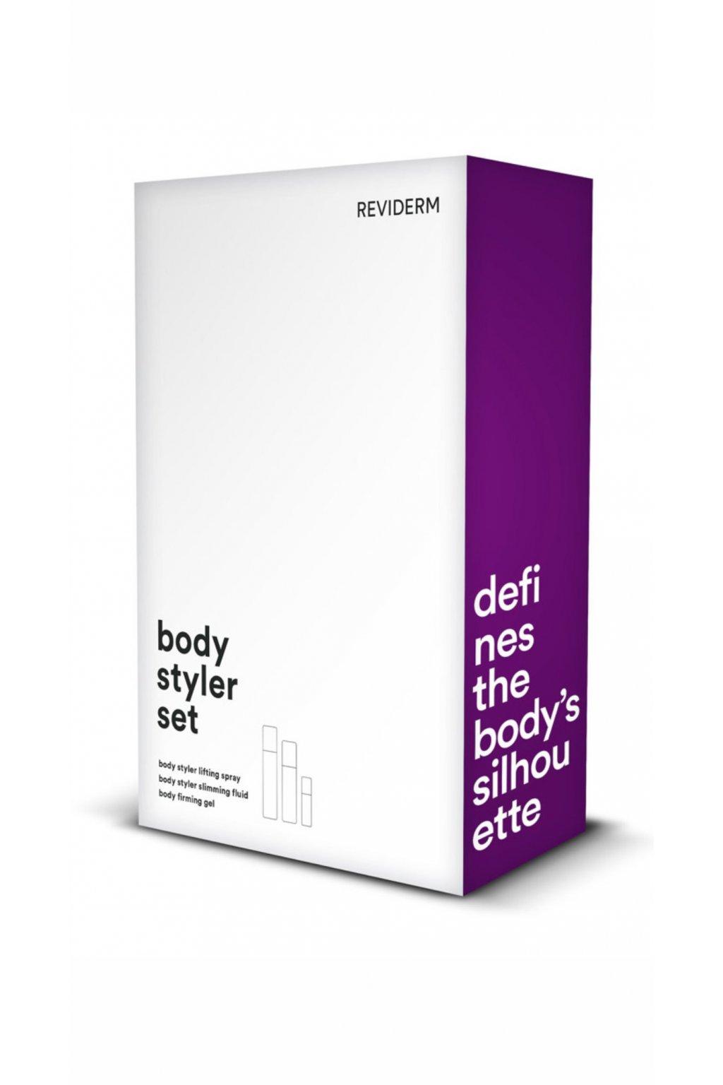 81006 body styler set