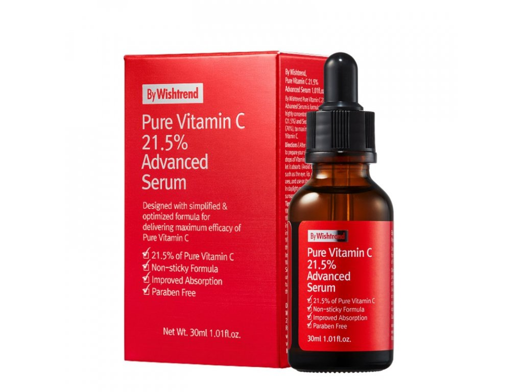 By Wishtrend Pure Vitamin C 21,5 Advanced serum 2