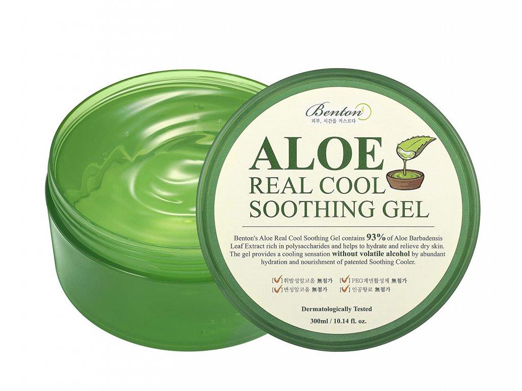 Benton Aloe Real Cooling Soothing Gel