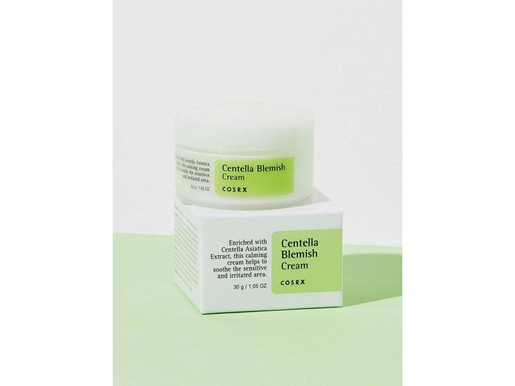 Cosrx Centella Blemish cream Skingeeks
