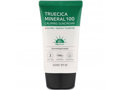 SOME BY MI Truecica Mineral 100 Calming Suncream 1