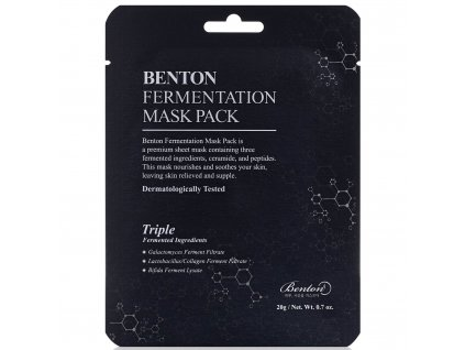 Benton Fermentation Mask