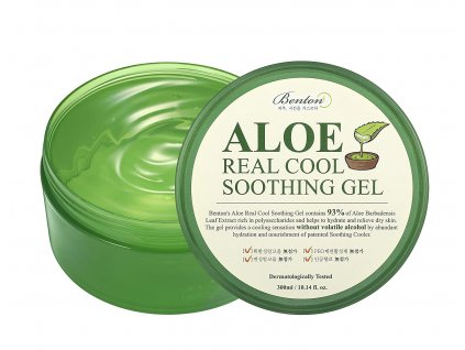 Benton Aloe Real Cooling Soothing Gel