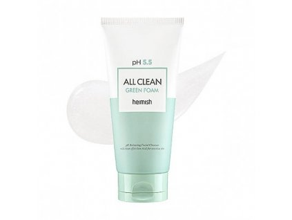 HEIMISH All Clean Green Clay Foam 150g