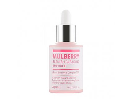 A'PIEU Mulberry Blemish Clearing Ampoule