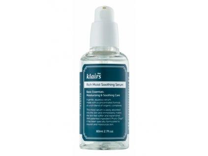 dear klairs rich moist soothing serum 80ml