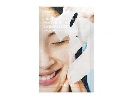 3123 Triple Hyaluronic Water Wave Sheet Mask 20ml 01 light 800x800