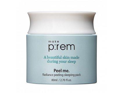 Make P:rem Radiance Peeling Sleeping Pack 80ml