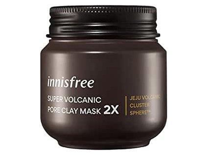 INNISFREE Super Colcanic Pore Clay Mask 2X 00 33848.1533103667