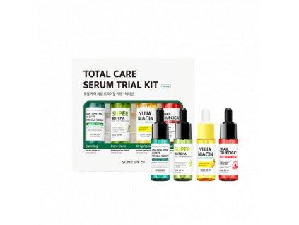 SOMEBYMI Total Care Serum Trial Kit 4V1