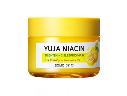 SOMEBYMI YUJA Niacin Brightening Sleeping Mask 60gr