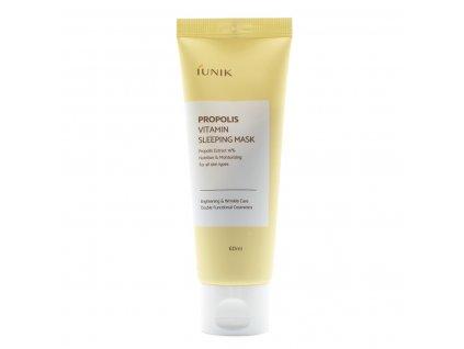 buy iunik propolis vitamin sleeping mask 60ml at lila beauty 685943