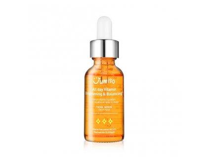 Jumiso All Day Vitamin Brightening And Balancing Serum Nudie Glow Korean Beauty Skincare Australia 1024x1024