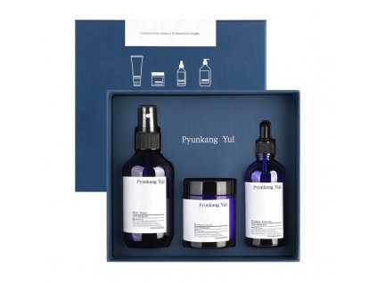 Pyunkang Yul Skin SET (Mist toner 200ml + Moisture Cream cream 100ml+ Moisture ampoule 100ml)