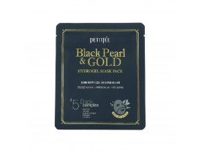 PETITFEE Black Pearl & Gold Mask Pack 32 g