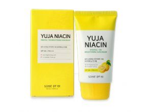 SOMEBYMI Yuja Niacin Mineral 100 Brightening Suncream 50ml