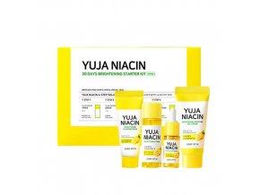 SOMEBYMI Yuja Niacin 30 day Brigghtening Starter kit