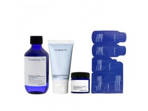 Pyunkang Yul Skin Set  Essence toner 100ml + Low pH Pore Deep Cleansing Foam 40ml + Nutrition Cream 9ml