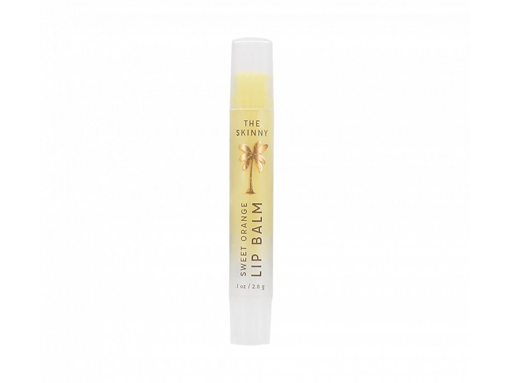 Lip Balm Sweet Orange