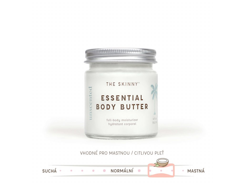 butter unscented