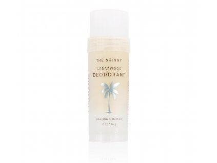 Deodorant cedr