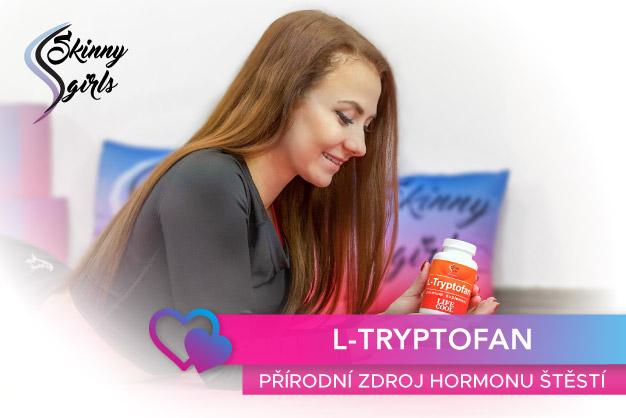L-Tryptofan – přírodní zdroj hormonu štěstí