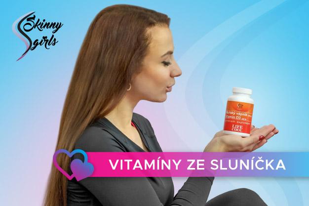 Vitaminy ze sluníčka