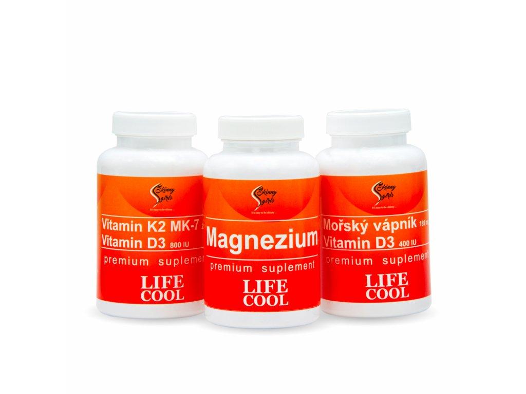 vitaminK2 magnezium vapnik