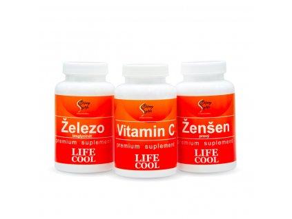 zelezo vitaminC zensen