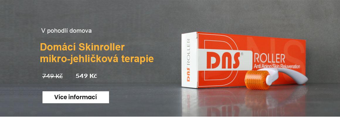 Skinroller DNS Derma roller (dermaroller)