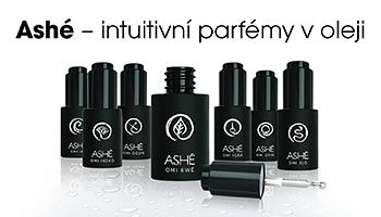 Bio parfémy v oleji