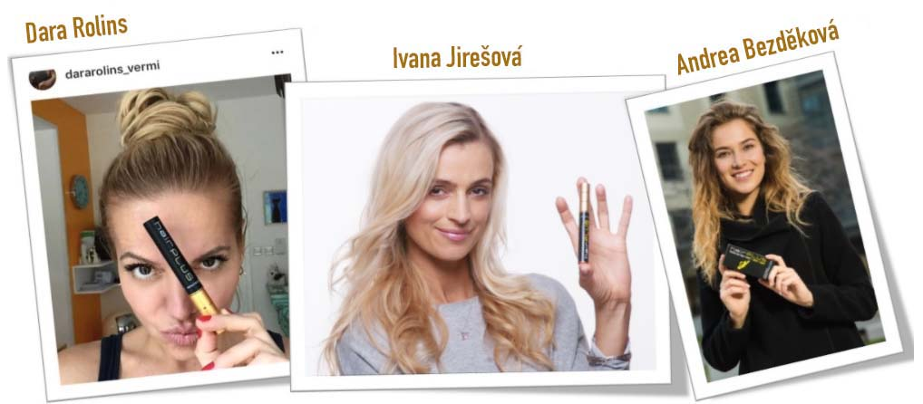 hairplus testovali