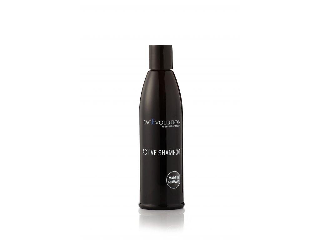 Aktivní šampón podporující růst vlasů