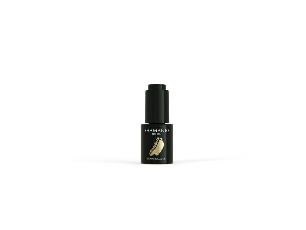 03 Shamanic Flacon 15ml Detoxing Face Oil